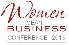 Women Mean Business 2013